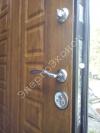 Двери. Дверь  Йошкар /модель  с МДФ Панелью Золотистый дуб