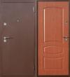 Двери.  Дверь Йошкар /модель Стройгост  5-2 итальянский орех