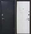 Двери МеталЮр. МеталЮр М21 , белая панель